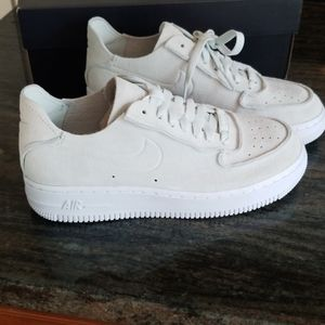 """womens nike air force 1 """"07 deconstructed"""